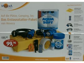 KIT PRONTA PARTENZA PER CAMPER MOVERA